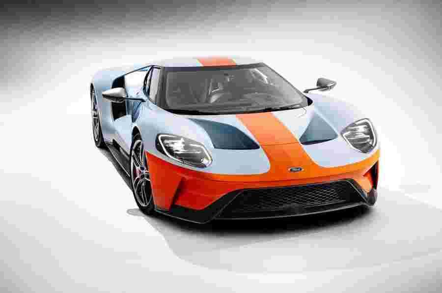 福特扩展了GT Supercar的生产来满足需求
