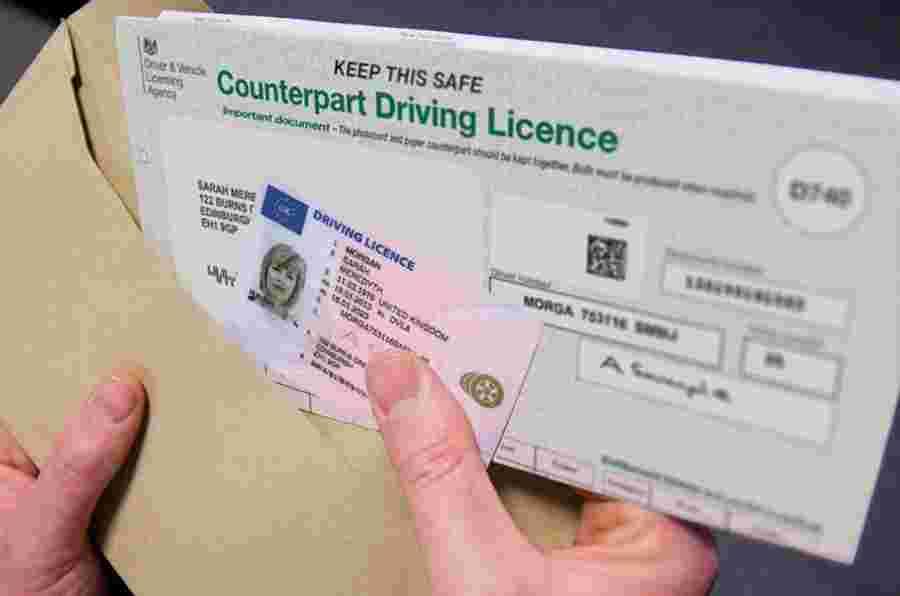 在一笔禁止交易后,英国驾驶执照可能在欧盟之后无效