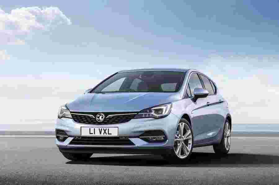 新的Vauxhall Astra:英国价格和规格透露