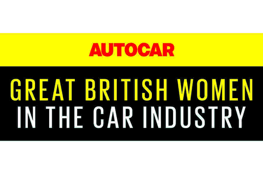 Autocar在汽车行业赞助商的大英国女性2019年