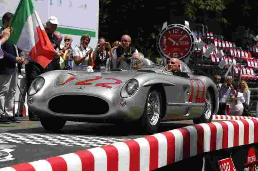 斯特林苔藓爵士:向英国赛车运动员致敬
