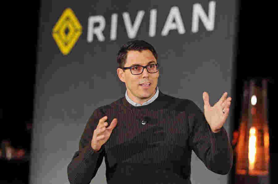"""""""我是如何开始自己的汽车公司"""" -  Rivian的故事"""