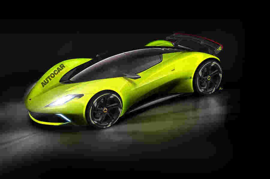 Lotus和Williams合作伙伴开发'Omega'高级