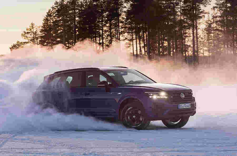 大众汽车使用热插拔混合动力车来展示电气化技术
