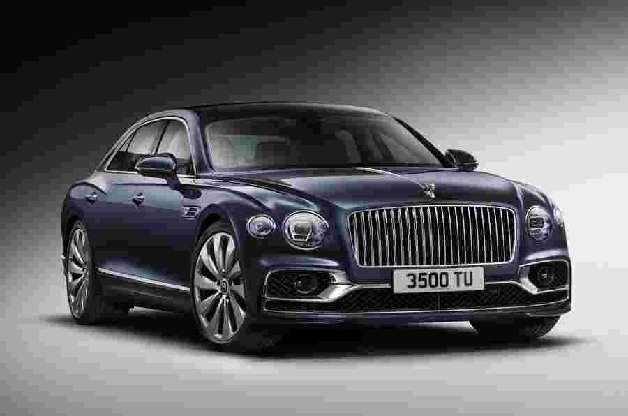 Bentley Designer Stefan Sielaff新飞行刺