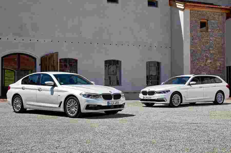 2019 BMW 5系列:MILD-Hybrid Tech添加到520D型号