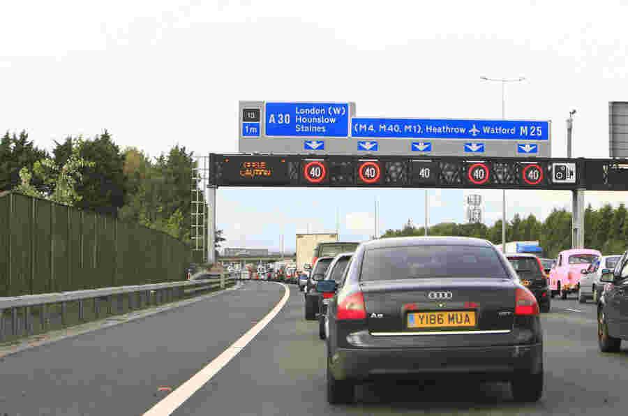 Yougov民意调查发现大多数推荐都反对智能高速公路