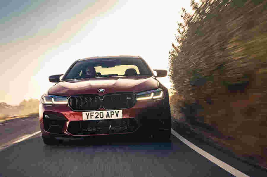 BMW M在2020年实现了记录销售