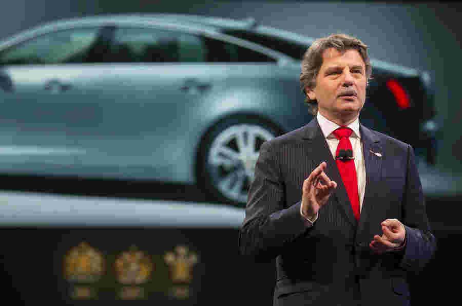 捷豹土地罗孚老板:电动汽车很快就会更便宜
