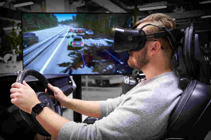 沃尔沃如何使用游戏技术来制造更安全的汽车