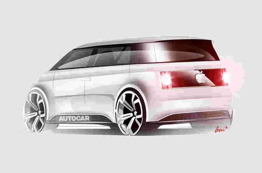 苹果汽车瞄准2024年的自动驾驶能力