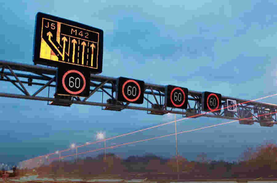 尽管安全担忧,但九个智能高速公路更新