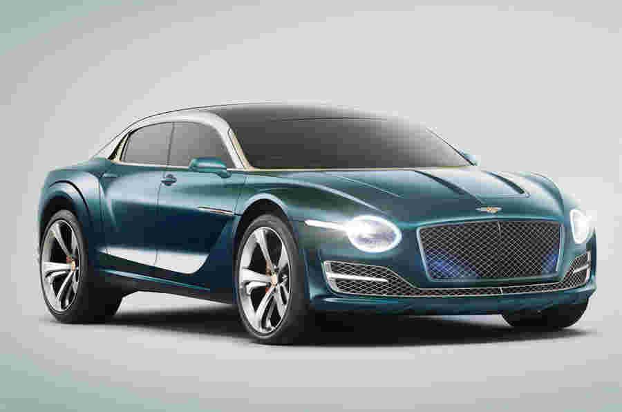 宾利从2025年建立船员的奥迪电动轿车