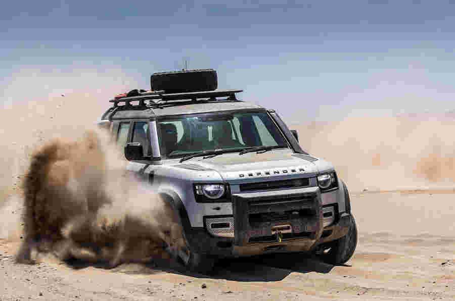 Jaguar Land Rover用航空航天科技测试轻质材料
