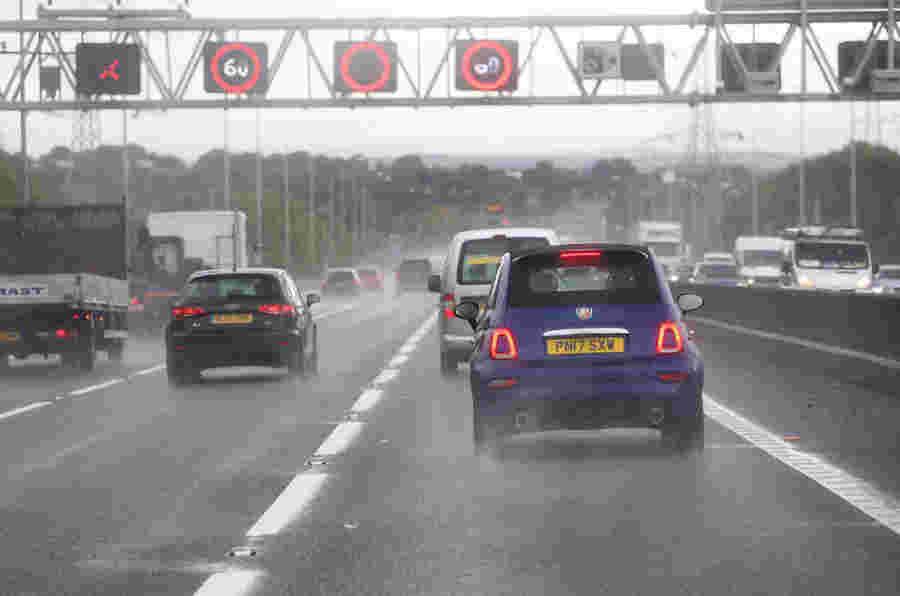 英格兰高速公路可以面临智能高速公路死亡的企业杀手委员会收费