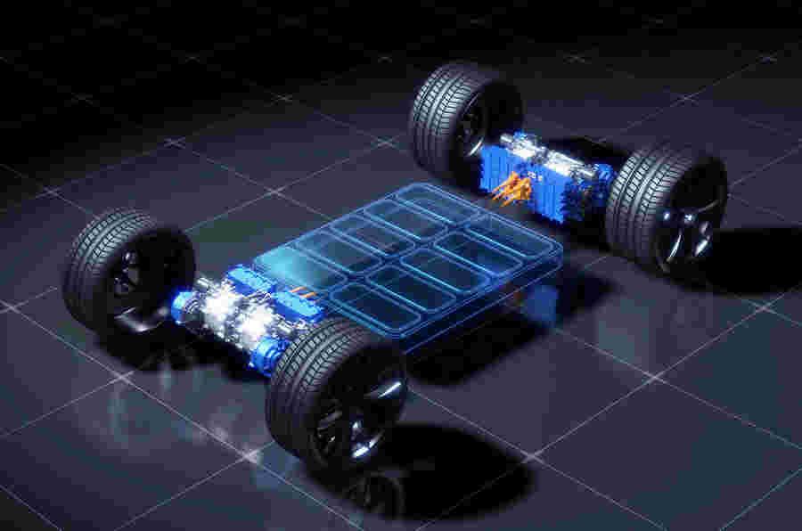 """雅马哈展示了""""超级ePS""""的新电动机"""