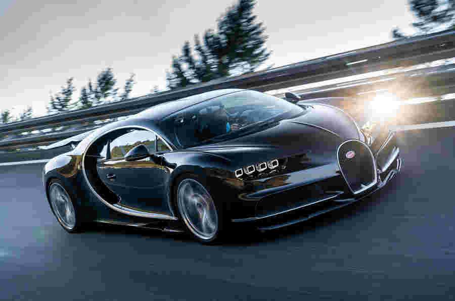 VW集团确认与RIMAC在Bugatti合资企业中的会谈