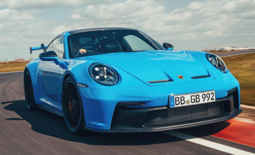 保时捷911 GT3 2021 UK评估