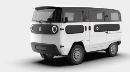 这款小型电动卡车赋予Wall-E氛围