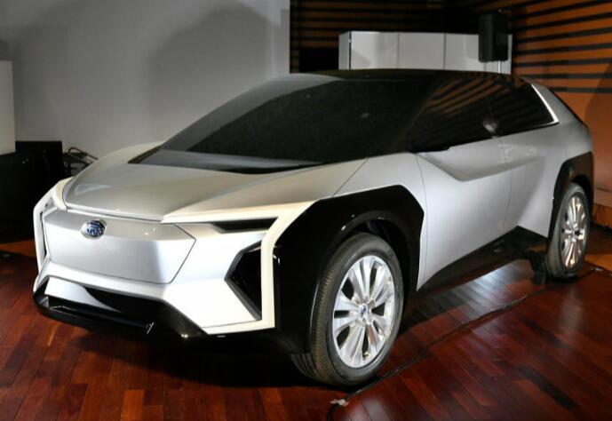 斯巴鲁Solterra将于2022年作为公司的第一款电动汽车推出