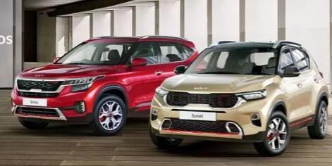 Seltos与Sonet推动起亚印度成为销售超过30万辆汽车的最快公司