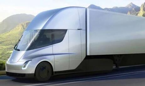 特斯拉Semi可能比柴油卡车具有更高的有效载荷能力