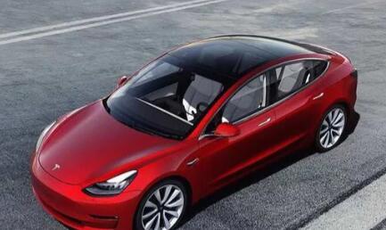 特斯拉Model 3是第一款与高级ICE汽车定价相同的汽车