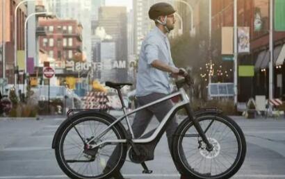 查看正在打入特定市场的哈雷戴维森电动自行车
