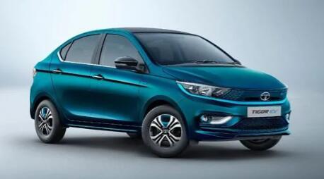 塔塔汽车推出新的Tigor EV 价格将于8月31日发布