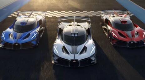 布加迪与Rimac的合作伙伴关系可能会导致绝对疯狂的布加迪超级跑车
