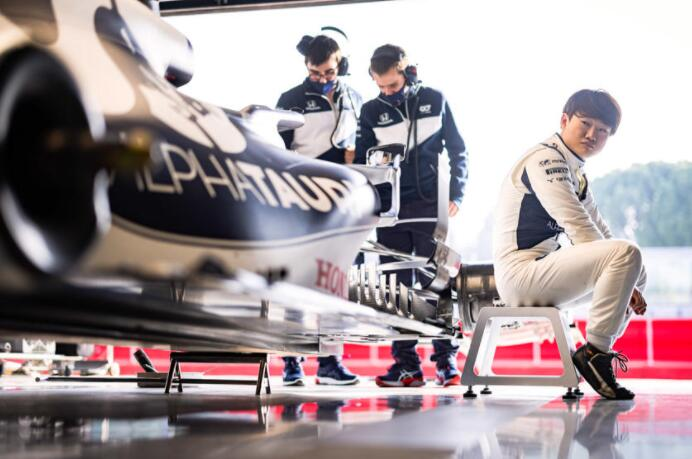 F1新秀的考验:Yuki Tsunoda赛季初的挣扎