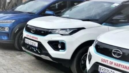 塔塔汽车8月汽车销量增长51% 电动汽车销量猛增234%