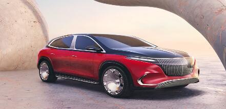 梅赛德斯以电动汽车攻势启动IAA慕尼黑 预览未来的绿色舰队