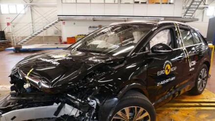 奥迪Q4e-tron在Euro NCAP碰撞测试中获得五星级安全评级