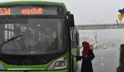 德里政府计划将2600多辆DTC巴士的使用寿命延长至15年