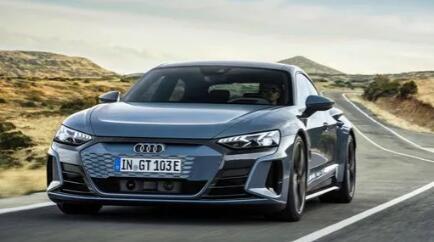 奥迪e-tron GT将扩大电动汽车的竞争 即日起开始接受预订