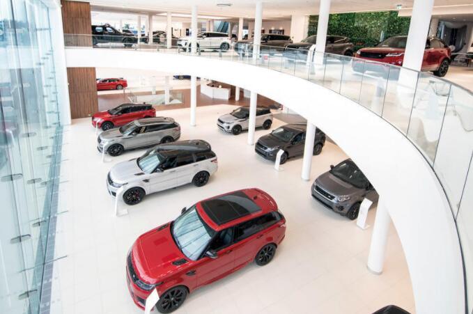 英国新车注册量增长28% 但芯片短缺阻碍了增长
