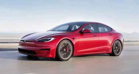特斯拉Model S Plaid击败保时捷Taycan Turbo 创下新的速度记录