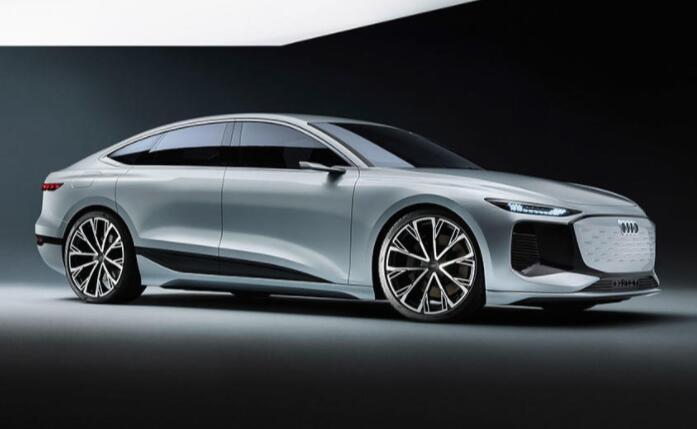 奥迪A6 e-tron概念车:为奥迪轿车的心脏注入活力