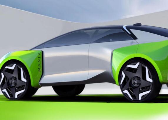 欧宝Manta名称回归新电动汽车