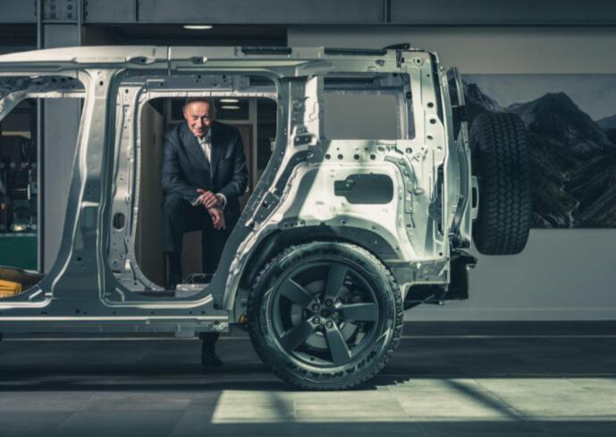 JLR老板蒂埃里·博洛雷将如何重塑英国最大的汽车公司