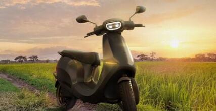 奥拉电S1的电子踏板车值得600亿卢比的单日售出