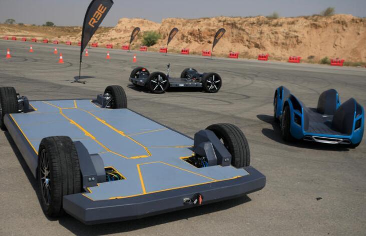 以色列电动汽车初创公司与美国主要车身供应商合作