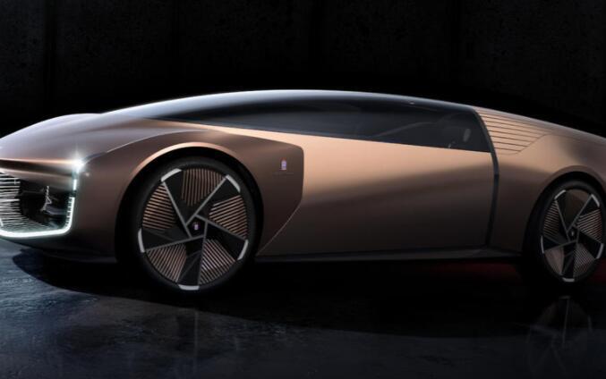 Pininfarina概念车展示全息AR显示屏