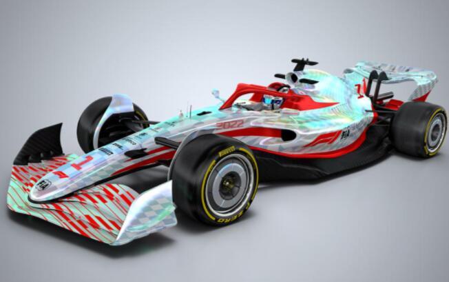 F1展示了新的2022赛车 专注于改善赛车