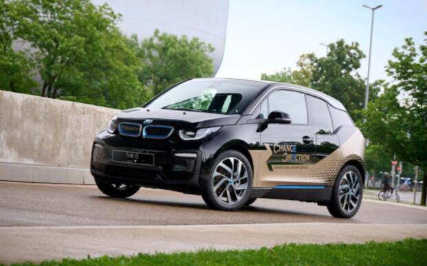 宝马使用i3车队测试车辆到电网的电动汽车充电方案