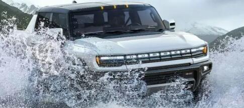 通用汽车推出适用于悍马电动汽车和其他基于Ultium的电动汽车的新型电动机