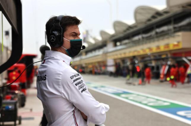 梅赛德斯F1老板如何看待更大的成功h