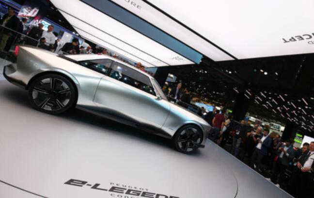 巴黎车展合作伙伴装备汽车2022年回归