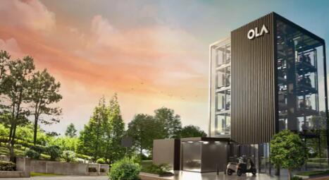 Ola Electric表示电动滑板车刚刚起步 电动自行车和汽车即将推出